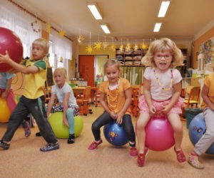 Informační schůzka pro rodiče nově nastupujících dětí do mateřské školy