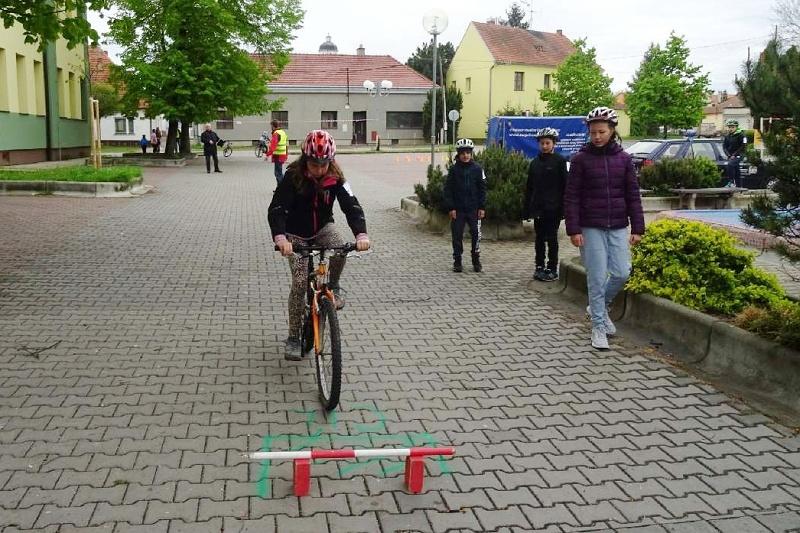 Dopravní soutěž - 1