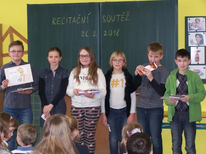 Recitace školní 2018 - 3