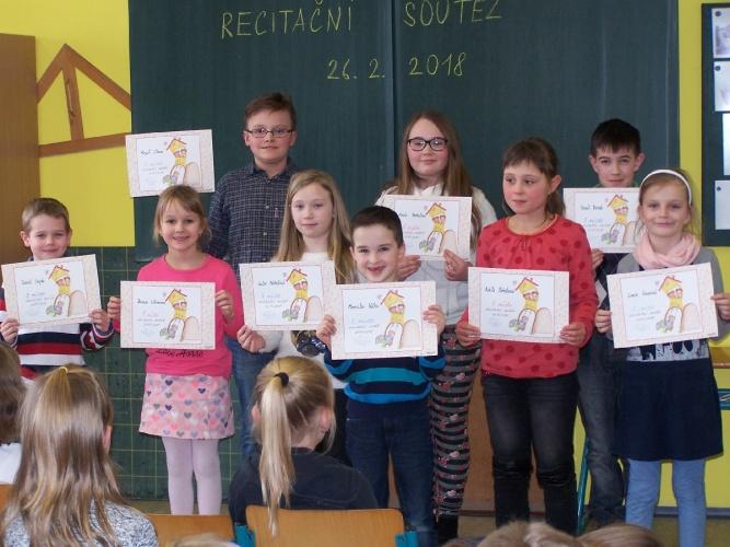 Recitace školní 2018 - 4