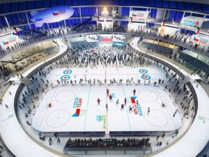 brno vystaviste olympiada olympijsky park