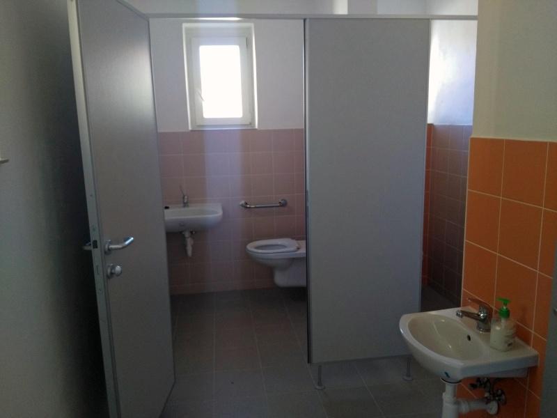 Bezberiérové WC