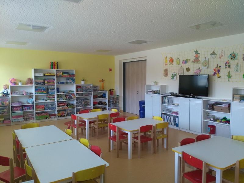 Prostory nové školní družiny