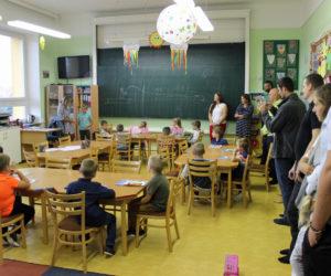 Schůzka s rodiči, kteří zvažují nástup dítěte do přípravné třídy