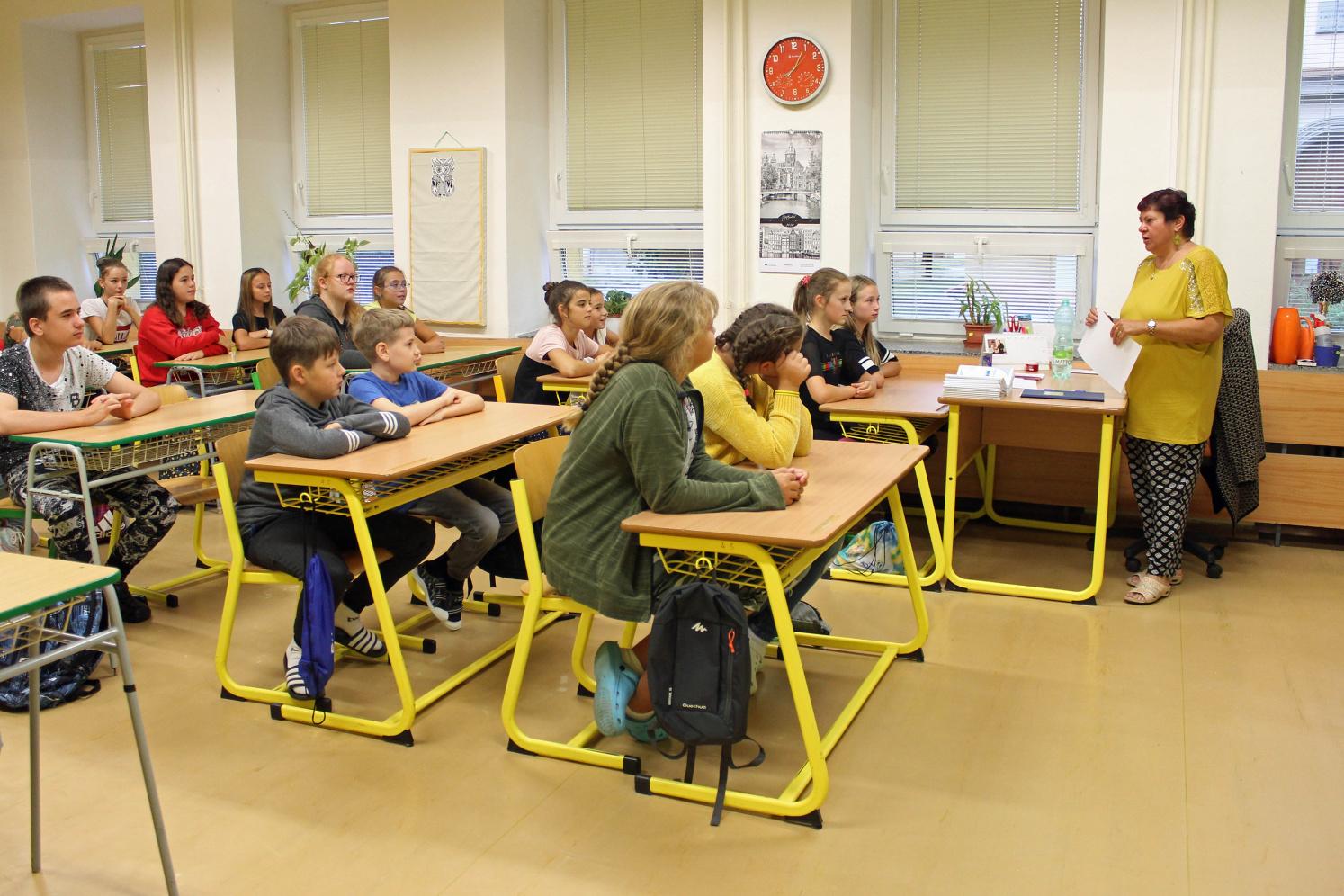 VI. A třída