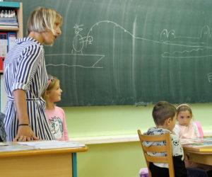 Nabídka volné pracovní pozice: učitel(ka) pro 1. třídu ZŠ
